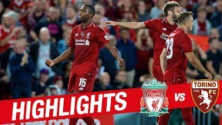 Highlights: Liverpool 3-1 Torino | Klopp's men wrap up pre-season in style
