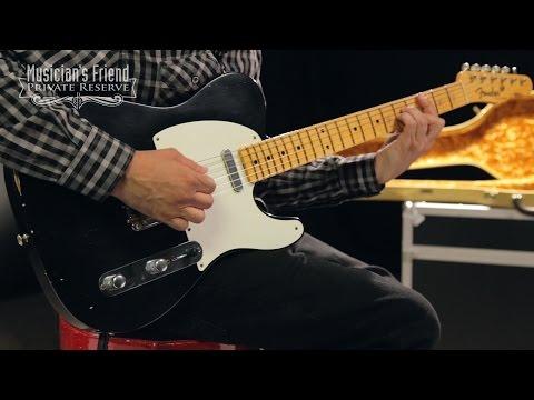 Fender Custom Shop 1952 Telecaster Relic Modified Electric Guitar
