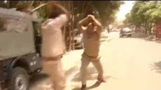 Caught on camera: In Lucknow, it