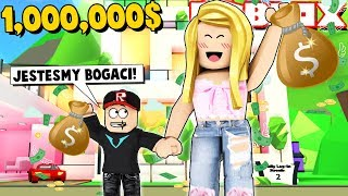 WE WERE MILLIONAIRES AND WE BOUGHT THE VILLA! (Roblox Adopt Me Roleplay) | Vito and Bella