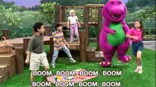 Barney - Ants Go Marching Song
