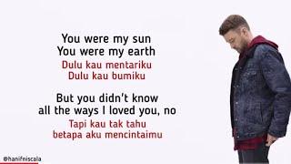 Justin Timberlake - Cry Me A River   Lirik Terjemahan