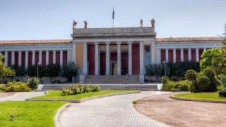 видео Национальный Археологический Музей в Афинах