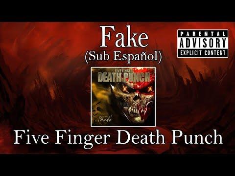 Fake - Five Finger Death Punch (Sub Español)