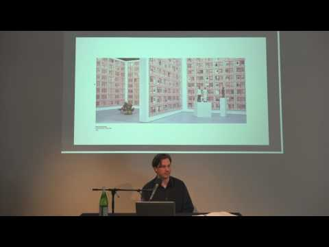 DiaTalks - Alex Bacon on Hanne Darboven