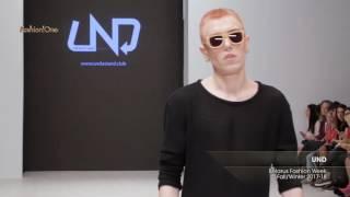 Показ    UND, Belarus Fashion Week , Осень Зима 2017 18