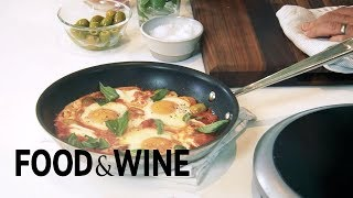 Geoffrey Zakarian's Baked Eggs | Cooking While Traveling | Food & Wine