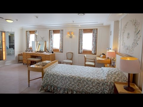 Look Inside The Royal Yacht Britannia