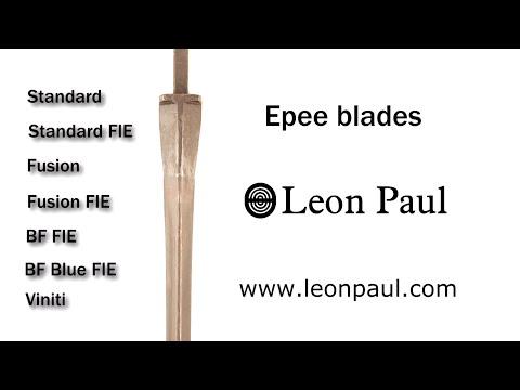 Leon Paul - Epee Blades