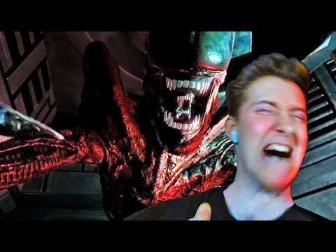 Alien Blackout Gameplay - GAME OVER, MAN!