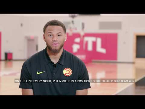 Getting To Know Justin Anderson