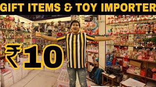 Gift Item & Toy In Wholesale Price | Starting @rs.10 | Sadar Bazar | Delhi | Prateek Kumar
