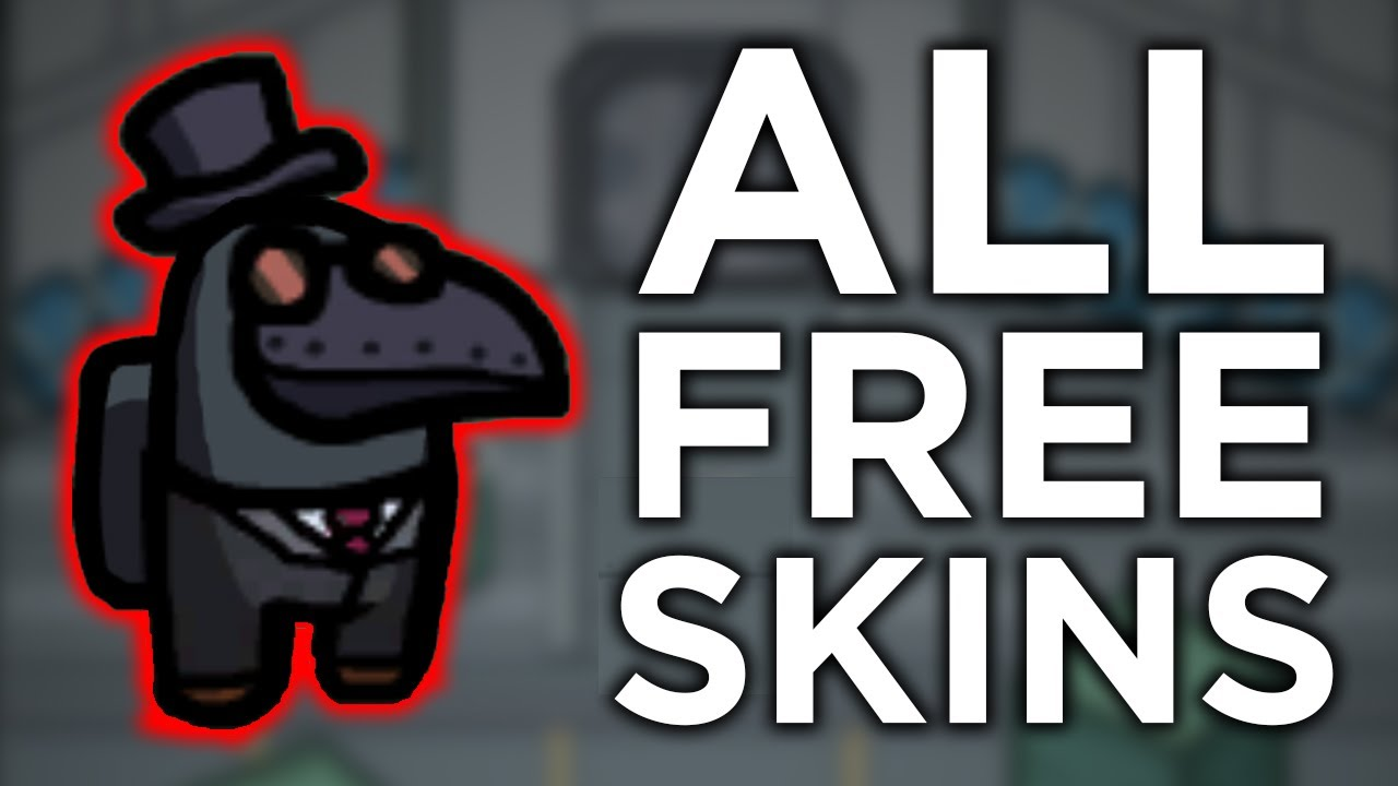 How To Get All Free Skins In Among Us Pc 2020 Youtube