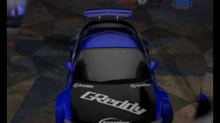 Need For Speed Carbon Tuner Cars List 3 Youtube