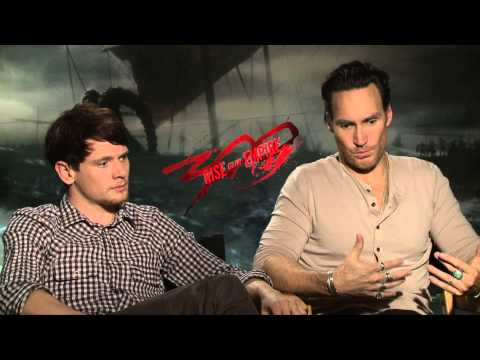 """""""300 Rise of an Empire"""" Jack O"""