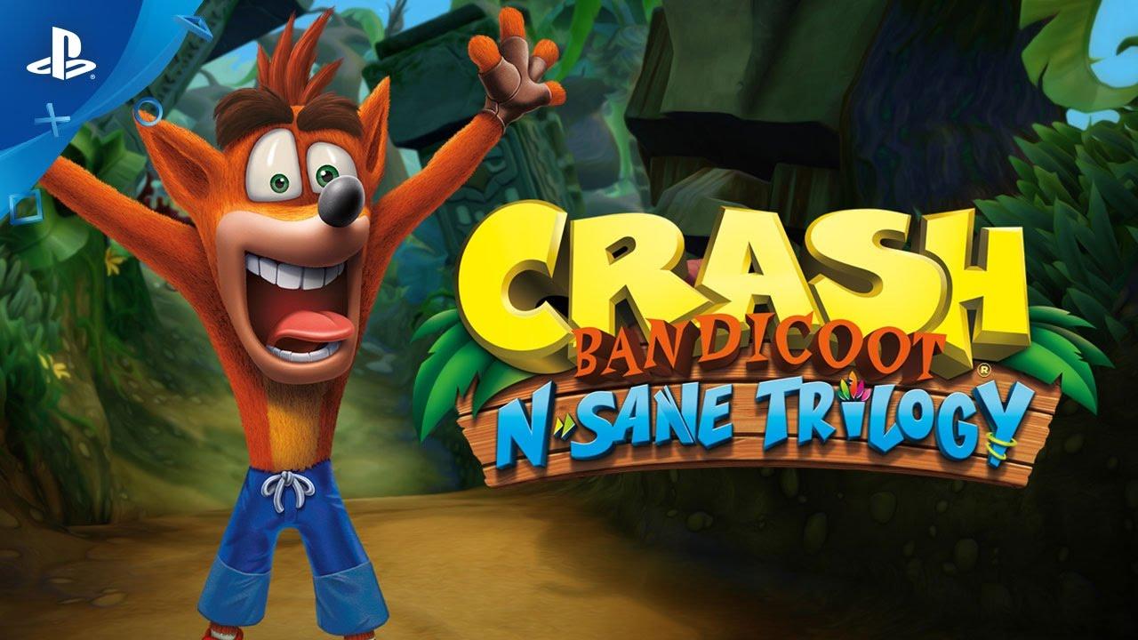 Crash Bandicoot se vraća 2019