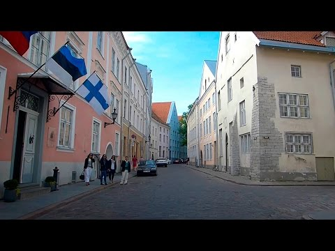 One Way Abroad - Estonia