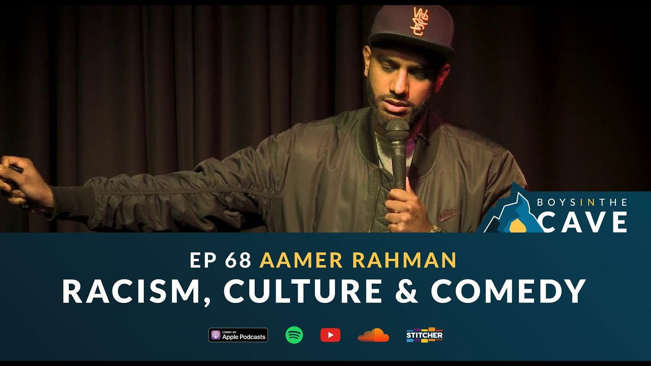 Episode 68 - Racism, Culture & Comedy | Aamer Rahman