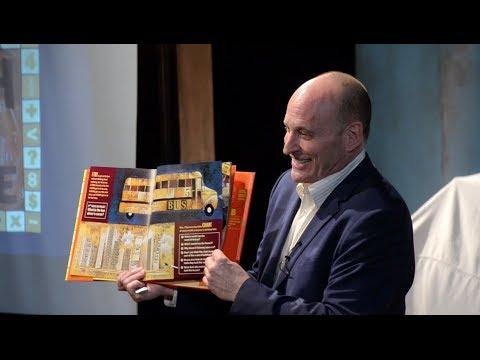 Jon Scieszka: Writing Books for Kids
