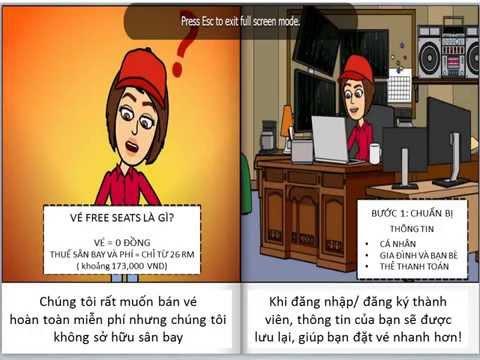 5 bước để săn vé AirAsia FREE SEATS