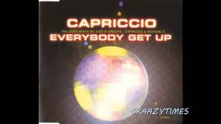 Capriccio - Everybody Get Up (Capriccio Club Mix)