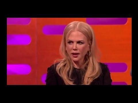 Nicole Kidman, Dev Patel, Felicity Jones, Dawn French [Graham Norton Show s20e11]