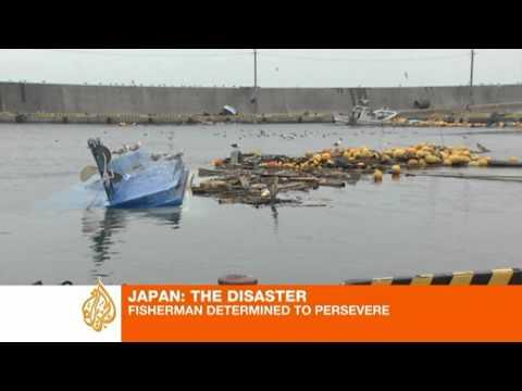 Rebuilding lives on Japan's coast