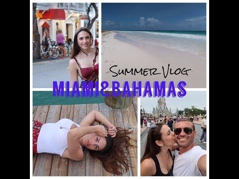 Miami & Bahamas : Kennedy Space Center , Disney World , Everglades , Key West e Harbor Island