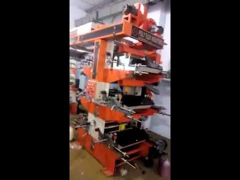 Flexographic Printing Machine  www.polyflexmachines.com