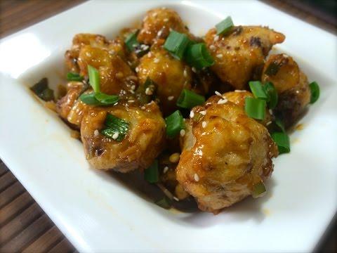 CRISPIEST Gobi Manchurian Restaurant Style | Cauliflower Manchurian | Gobi Manchurian Video Recipe