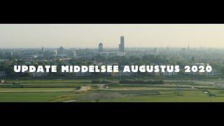 Update Middelsee augustus 2020