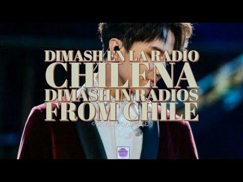 Dimash Kudaibergen On Chilean Radio - Dimash Kudaibergen En Radio Chile 03-06-19