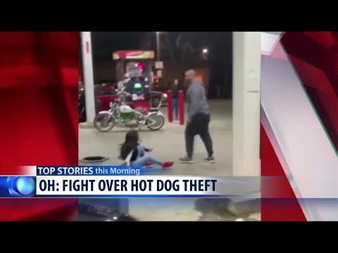 wwe hot dog cart