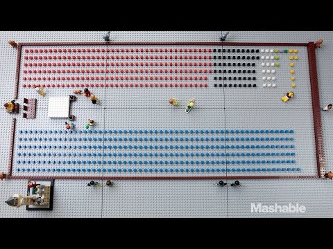 Lego Parliament has all you need to know about the Conservatives' big win | Mashable