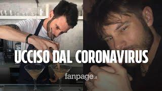 Coronavirus, Morto Fabrizio Marchetti A 32 Anni: è Una Delle Vittime Più Giovani