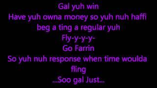 Nicky B, Tik Tok lyric