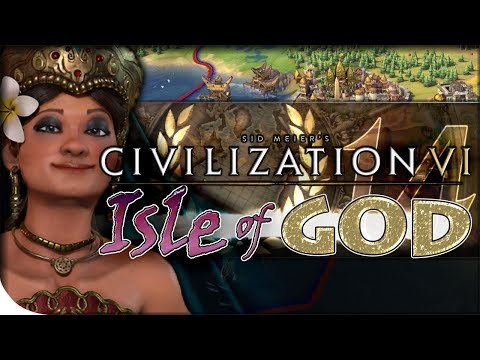 Indonesia's Cultural Surge | Civilization VI — Isle of God 14 | Island Plates King