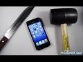 Apple iPhone 5 Hammer Drop & Knife Scratch Test