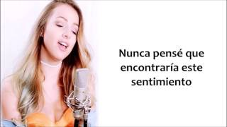 Emma Heesters - Symphony (Cover) [Letra en español - Lyrics in spanish]
