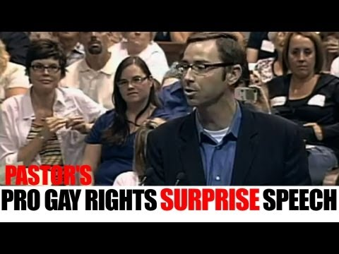 Missouri Pastor Gives Gay Rights Speech, Video Goes Viral