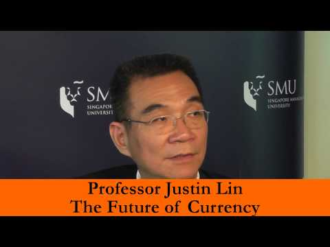 The Future of Currency by Professor Justin Lin with Robin Stienberg, National Critics Choice