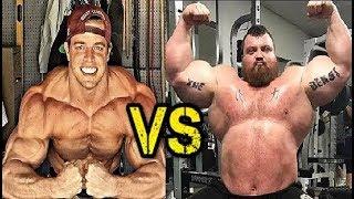 Brad Castleberry VS World's Strongest Man Eddie Hall