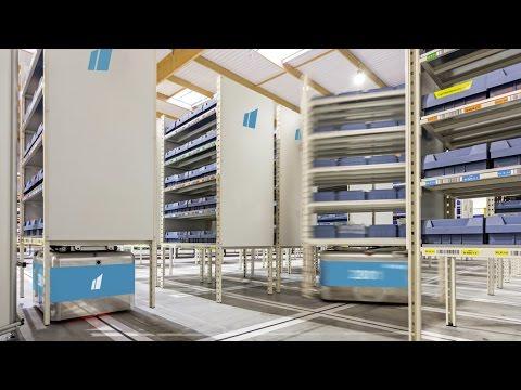 Scallog  : Mobile Robotic Fulfillment Systems