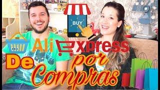 De compras por Aliexpress