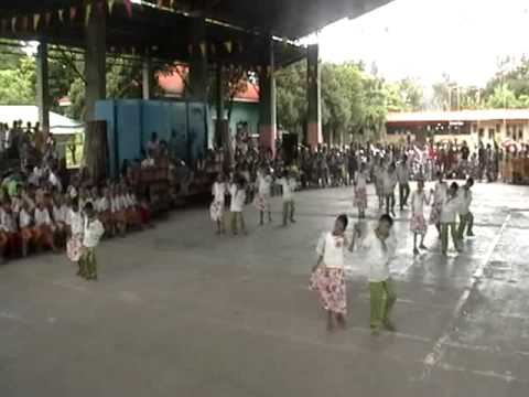 Cordova District Folk Dance Competition