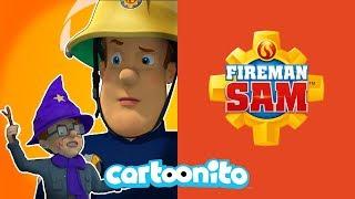Fireman Sam | Wizard Rescue | Cartoonito UK