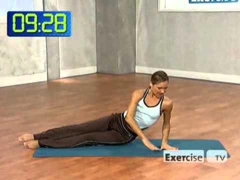Ballet Strength Workout   Workout Videos by ExerciseTV