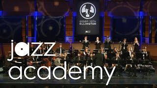 Essentially Ellington 2015: Agoura High Studio Jazz Ensemble- BRASILLIANCE