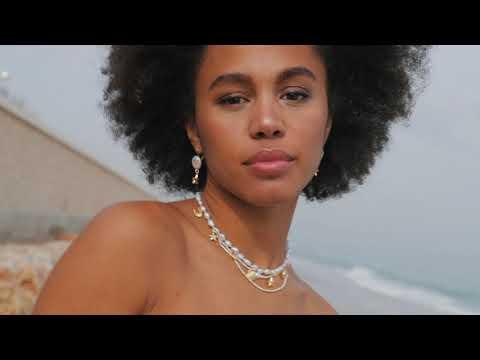 Pendientes estrella de mar BPE320 video