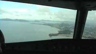 Airbus A320 Visual Approach Kota Kinabalu, Sabah, Malaysia! thumbnail